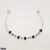 Nets Bracelet in Morse Code - $19.88