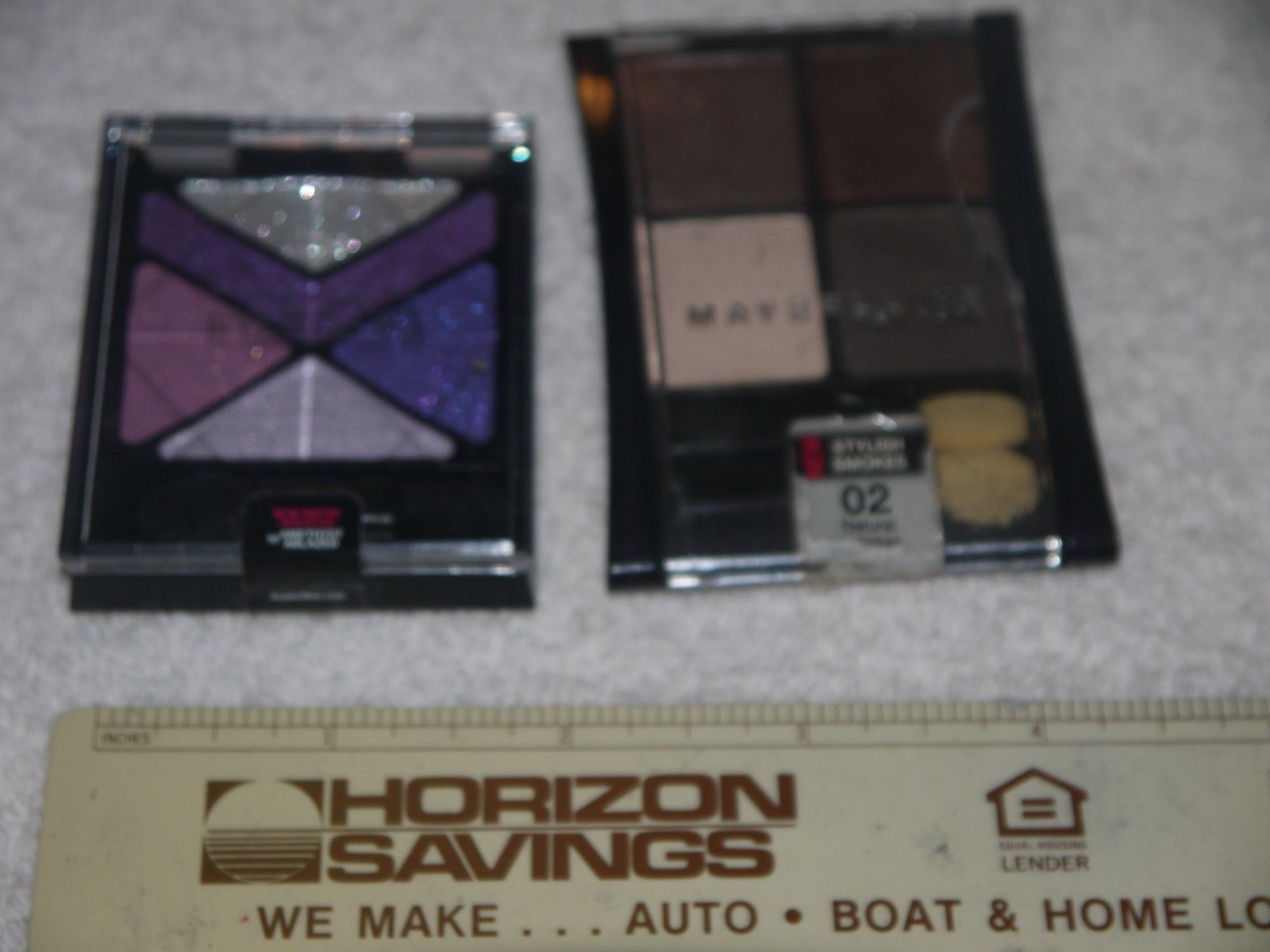 Maybelline Eye Studio Color Explosion Shadow & Stylish Smokes Quad in Natural