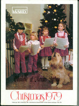 MONTGOMERY WARD  CHRISTMAS  Catalog  for 1979 WARDS - $35.15