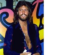 Barrry Gibb Bee Gees Vintage 8X10 Color Music Memorabilia Photo - $6.99