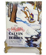 Authoritative Calvin & Hobbes Treasury Bill Watterson Funny Paperback (2... - $8.99