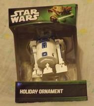 Star Wars R2D2 3D Figural Resin Ornament 2013 - $14.99