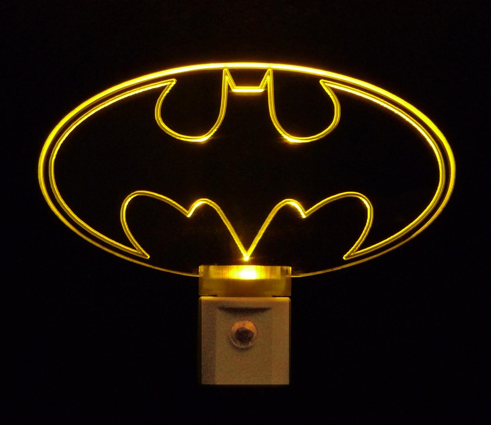 Batman blank yel