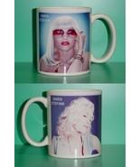 Gwen Stefani 2 Photo Designer Collectible Mug 03 - $14.95