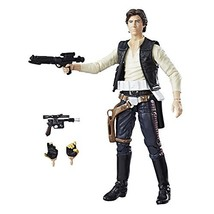 Star Wars The Black Series 40th Anniversary Han Solo 6 Inch Figure - $42.56