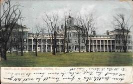 c1910 - U.S. Marine Hospital, Clifton, Staten Island, NY - Used - $4.99
