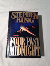 Four Past Midnight by Stephen King (1990, Hardcover) First Edition - $7.50