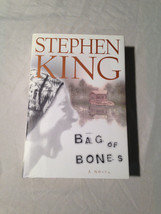 Bag of Bones by Stephen King (1998, Hardcover) First Edition - $7.50