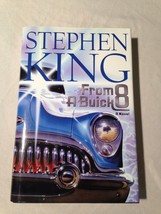 From a Buick by Stephen King (2002, Hardcover) First Edition - $7.50