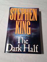 The Dark Half by Stephen King (1989, Hardcover) First Edition - $7.50