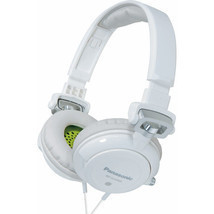 PANASONIC DJ Street Bass Headphones w/ Fold & Swivel (Great for Travel)-... - €43,70 EUR