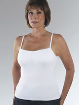 Pocket Cami For Silicone Breast Forms Crossdresser, TG/CD. Classique Sty... - $40.95