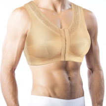 Bra For Men. Holds Silicone Breast Forms! Crossdressing, Transgender #793 - $39.99