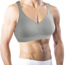 Bra For Men. Holds Silicone Breast Forms! Crossdressing, Transgender #783e - $39.99