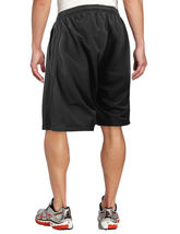 Men's Basketball Athletic Workout Active Lightweight Mesh Fitness Sports Shorts image 7