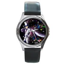 Magic Kaito 1412 Manga Anime Leather Watch Wristwatch - $12.00