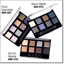 "True Color 8-in-1 Eyeshadow Palette - ""Not so Neutral""  - $11.95"