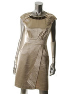 $148 Nine West shimmering cocktail dress 8 NWT - $44.95