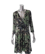 $158 Three Dots camo-coloured dress Sm NWT - $34.95