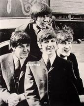 Vintage Beatles 11X14  Poster John Paul George Ringo - $10.58