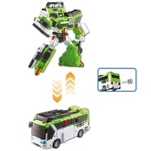 Tobot V Big Boss Transforming Car Vehicle Action Figure Korean Toy image 2
