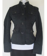 $300+ Marc Jacobs navy cropped fitted light jac... - $74.95