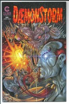 Daemonstorm Issue #1 NM Todd McFarlane Caliber Comics - 1997 - $3.50
