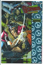 Geomancer Issue #1 Ralph Morales - Valiant Comics 1994 - $3.55
