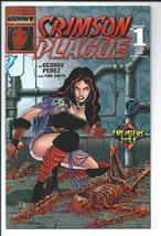 Crimson Plague Issue #1 George Perez - Event Comics 1997 - $5.50
