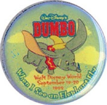 Disney Dumbo WDCC WDW Special Event Dumbo pin Sept 1998 Elephant Fly pin - $17.63