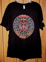 Coldplay Offspring Incubus Garbage KROQ Weenyroast 2012 Concert T Shirt Crew - $64.99