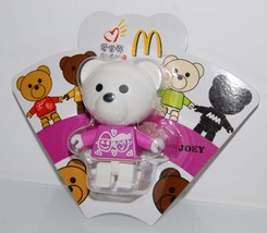 2010 McDonald's World Children's Day White Bear Figure - Joey Yung (Singer) - $16.99