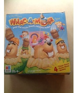 Board Game:  Electronic Whac-A-Mole by Milton Bradley - $24.89