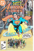 Signed 1:10 Paquette Variant SUPERMAN 705 DC COMIC Michael Straczynski B... - $5.99