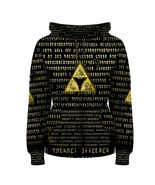 New Legend Of Zelda Triforce Design Full 3D Pri... - $39.59 - $44.54
