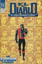 DC EL DIABLO (1989 Series) #5 NM - $0.99