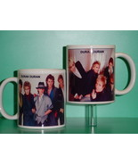 Duran Duran 2 Photo Designer Collectible Mug 02 - $14.95