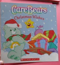 Care Bears CareBears Christmas Wishes Children Book  - $3.00