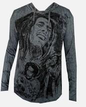 bs buy online Men Hoodie Jamaica Ganja Weed Reggae Rasta Marijuana cotto... - $23.75