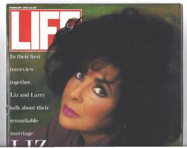 LIFE Magazine Celebrities, Musicians, Liz Taylor, Gerard d'Aboville phot... - $29.99