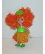 MINT Pumpkin Kelly 2006 Halloween Party Target Barbie Lil Sister Doll DE... - $13.00