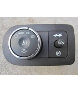 06-13 Chevy Impala Headlights Fog Lamps Switch Traction control Trunk Re... - $19.99