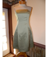 Forever Yours size 4 Green Cocktail Cruise Party dress - $29.99