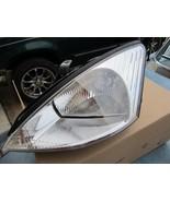OEM Left Driver Side LH Ford Focus New Headlight Head Light 4 DR H/B 00 ... - $48.51