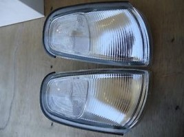 95 96 TOYOTA CAMRY PARCKING CORNER LIGHTS LAMPS LENSES - $21.77