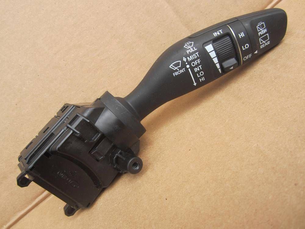 OEM 2013 Original Hyundai Santa Fe Sport Wiper Control Arm Multifunction Switch - $29.69