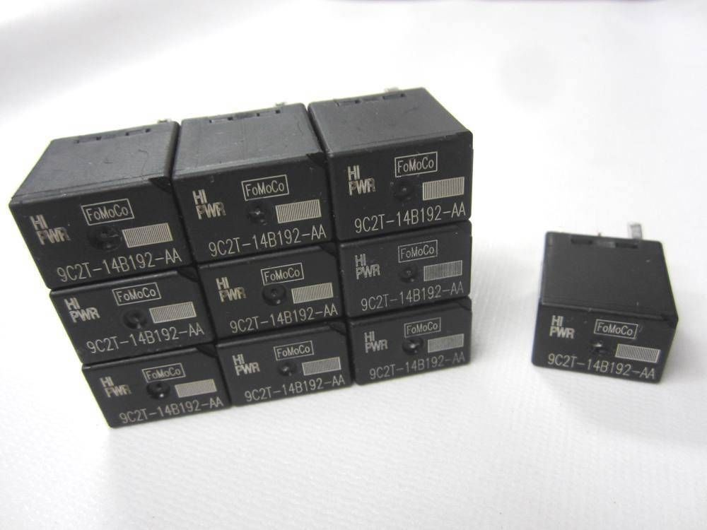 10 lot Econoline OEM New Take Off Ford Fuse and 36 similar items F B B Relay Wiring Diagram on