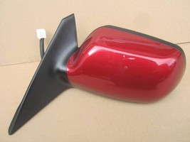 OEM 2003-2008 Mazda 6 Left Side Heated Door Mirror - Red Fire GK2A69180 - $99.99