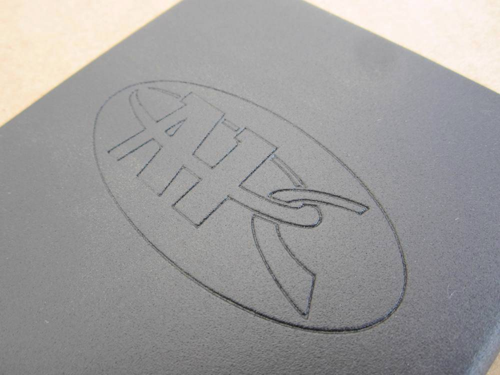 1992-2000 Honda Civic All Models Billet Fuse Box Cover Powder Texture Flat Black