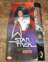 Star Trek Captain Jean-Luc Picard action figure Insurrection NIB 1998 - $37.99